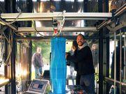 В Амстердаме с помощью 3D-принтера построят первый дом - 3 этажа за 3 недели